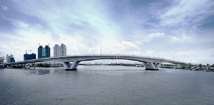 Out Standing Project - Thu Thiem Bridge